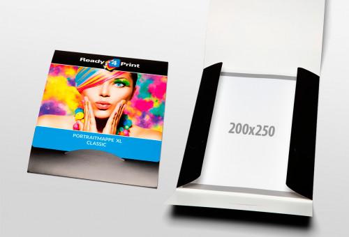 Eigenes Design - Portraitmappe XL - Classic