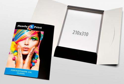Eigenes Design - Portraitmappe XXL - Classic